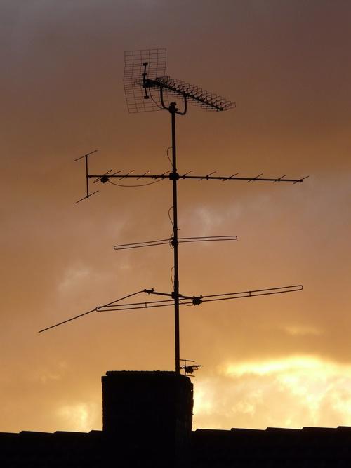 Telvisat, antenas en la Comunidad Valenciana