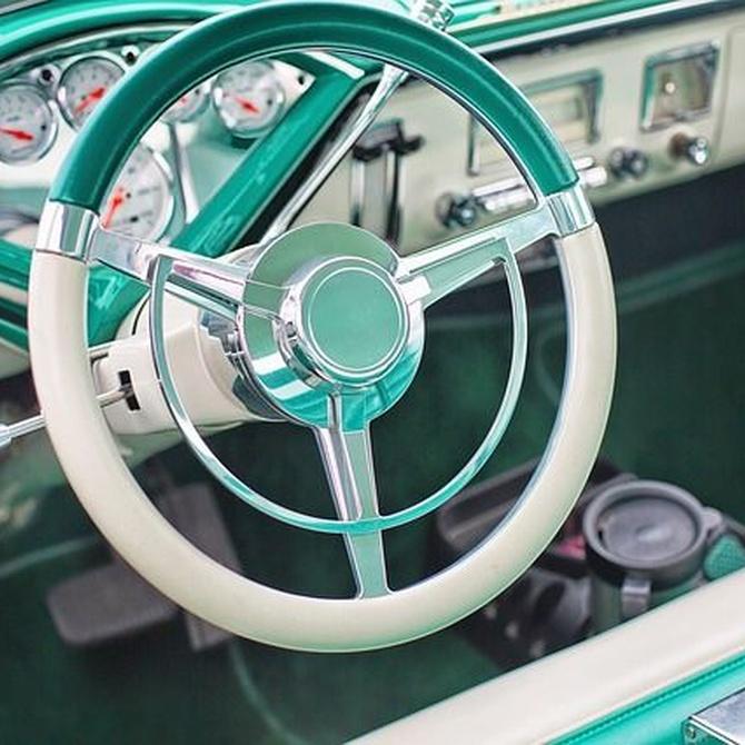 Tipos de lubricantes para coches