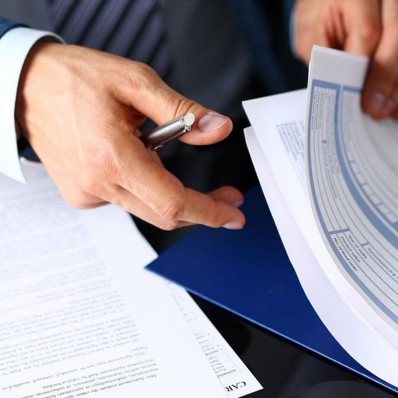 Derecho tributario: Áreas de trabajo de Marco Antonio Rodrigo Abogados