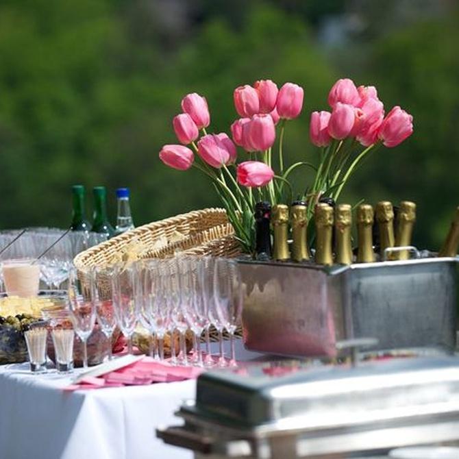 Elegir catering para tu boda