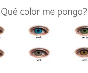 Lentillas de Colores