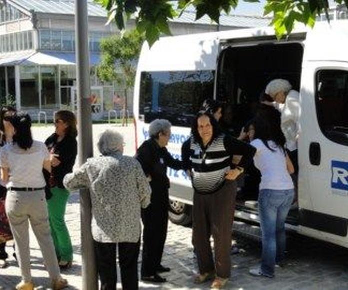 Centro de día especializado en Alzheimer Madrid Carabanchel