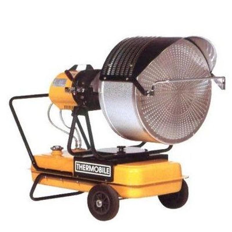 Equipos de calor: Maquinaria y Servicios de Comapres