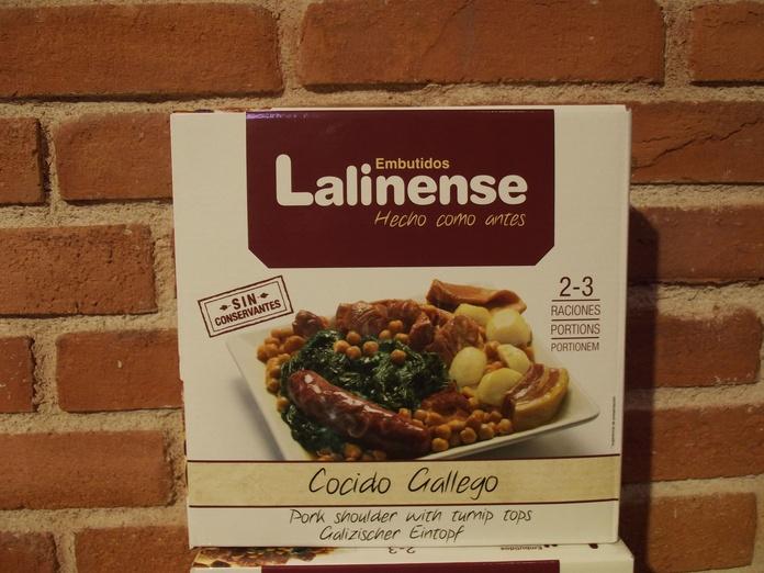 Cocido gallego de Lalín: Catálogo de López Pascual