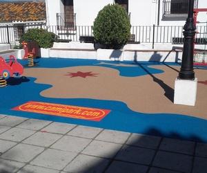 Empresa de suelos caucho en Cádiz