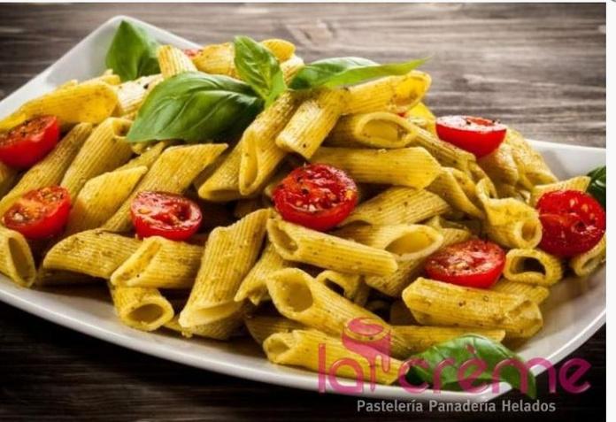 Menús comida casual (individual): Menus Catering precios de Catering La Crème