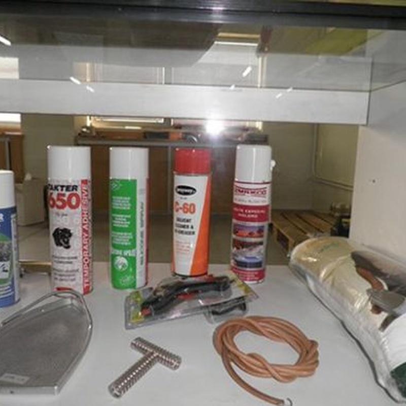 Productos químicos y suministros: Servicios de Galimaco