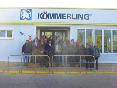 Curso oficial distribuidores de KÖMMERLING