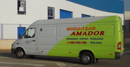 Fotos de Mudanzas y guardamuebles en Málaga | Portes y Mudanzas Amador.