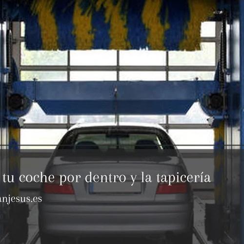 Lavadero de coches en Zaragoza | Lavadero Juan Jesús