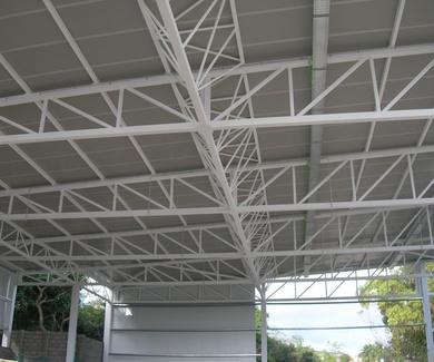 Construcción de estructuras metálicas