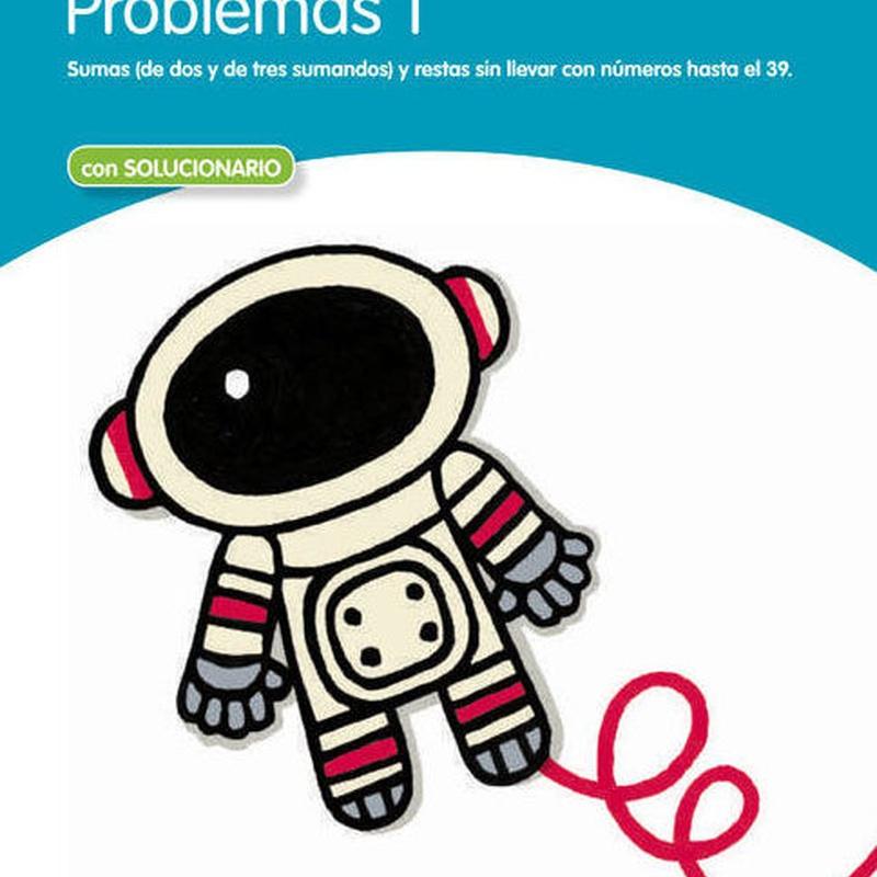 PROBLEMAS DE MATEMÁTICAS 1. SANTILLANA