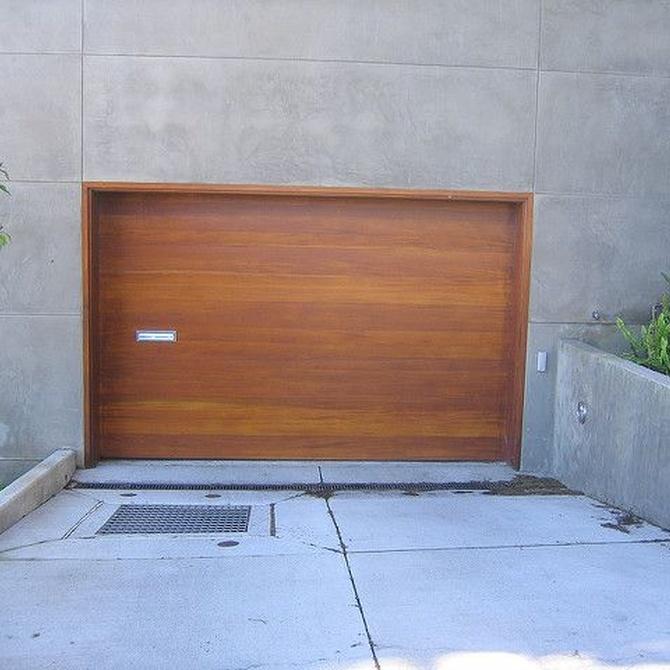 Consejos para el mantenimiento de las puertas de garaje