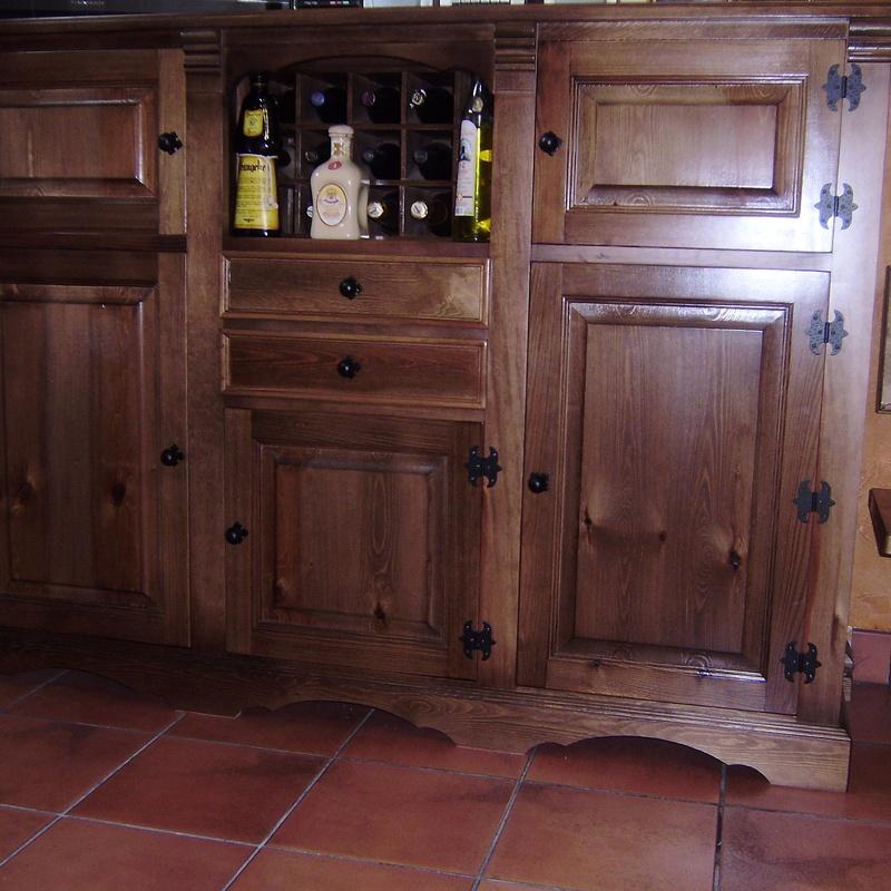 Muebles: Servicios de Ebanistería y Carpintería Martín
