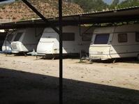 Parking para caravanas en Montblanc con total seguridad