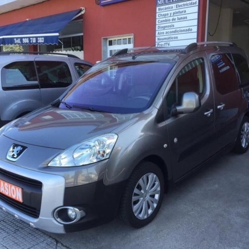 Peugeot Partner 1.6Hdi 90Cv Turismo: VEHÍCULOS de Ocasión A Lagoa