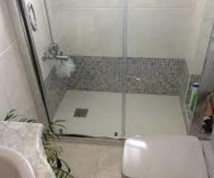 Sustitucion de bañera por plato de ducha en Palma de Mallorca