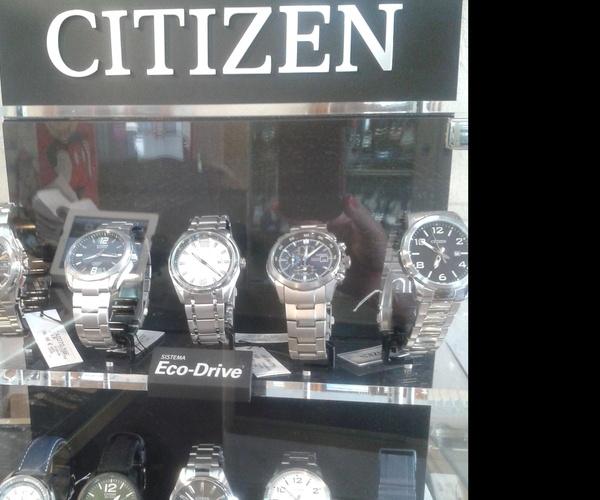 Relojes Citizen Valencia