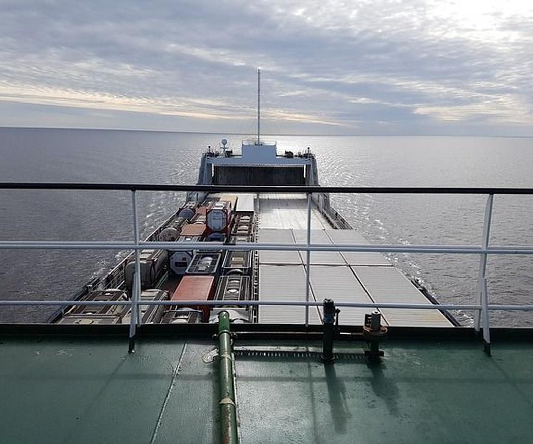 Trámites de aduana en puerto para exportar