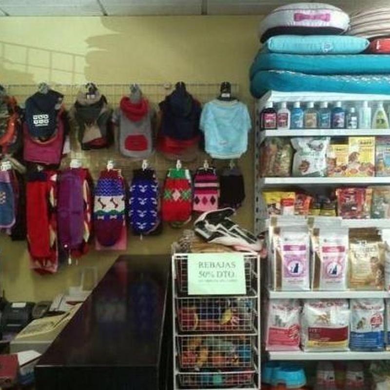 Tienda: Productos y Servicios de Clínica Veterinaria Centro