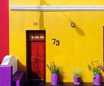 Lacado de puertas: Servicios de Pinturas y Lacados Hermanos Soriano