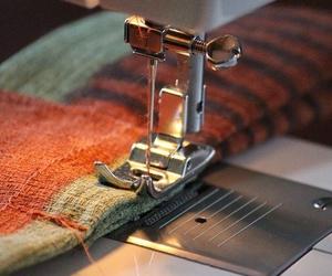 Maquinaría textil de costura