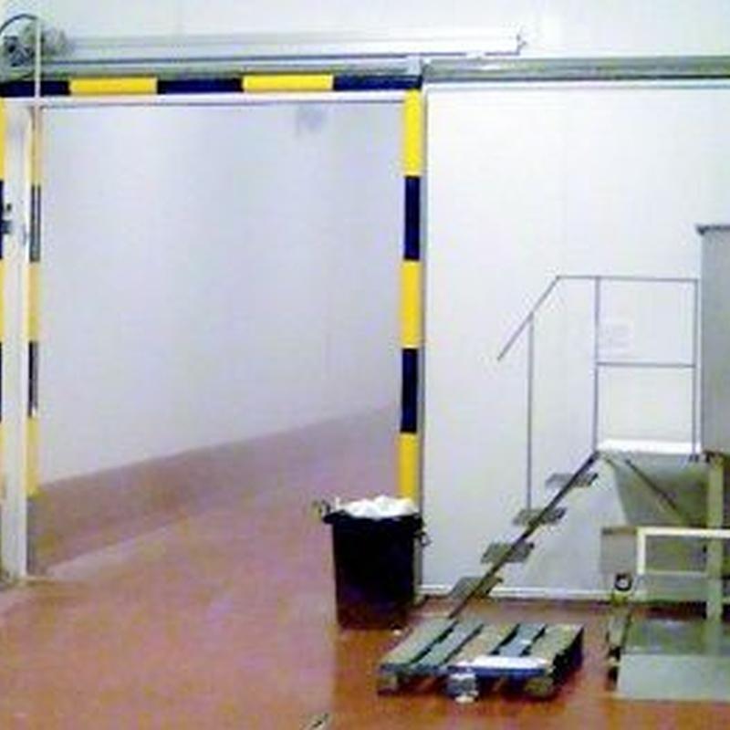 Paneles Sandwich Frigoríficos: Catálogo de Slider Ingeniería de Refrigeración, S.L.