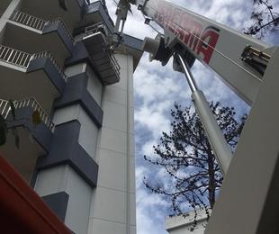 Rehabilitación de fachadas en San Vicente do Mar