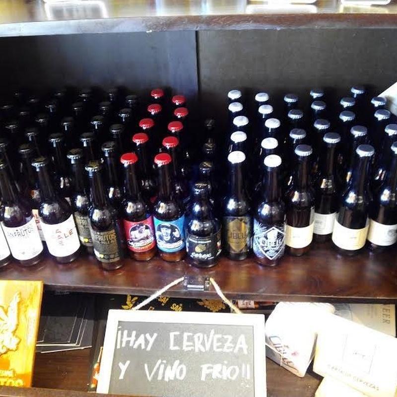 Bebidas: Nuestros Productos de SELECTUM Gastroplaceres