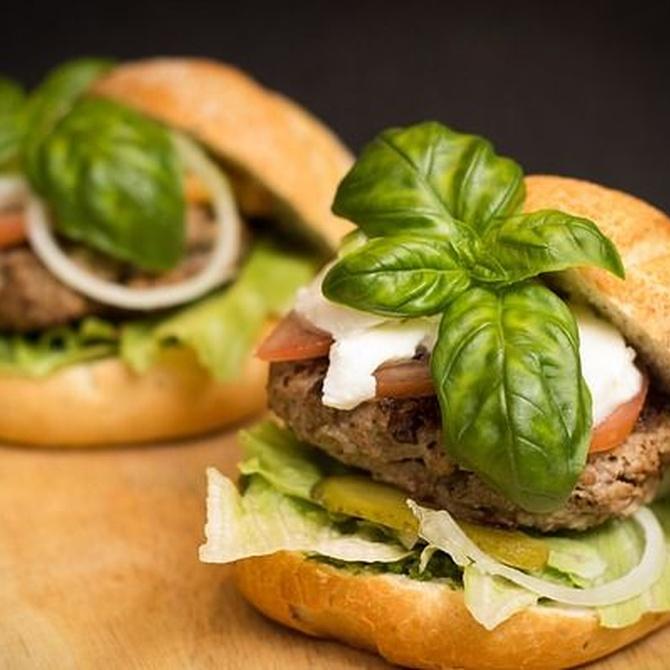 Una buena hamburguesa no es comida basura