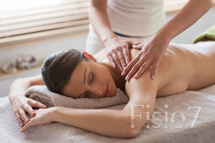 Masaje Relajante: Servicios de Fisio 7