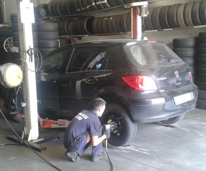 Neumáticos: Productos y servicios de Neumáticos Teodoro