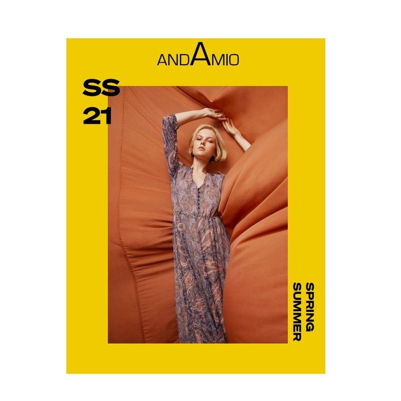 Catálogo Andamio SS 21: Catálogo de Manuela Lencería