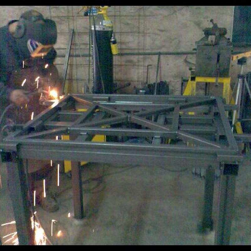 Carpintería metálica: Carpintería de Aluminio de Am Carpintería de Aluminio