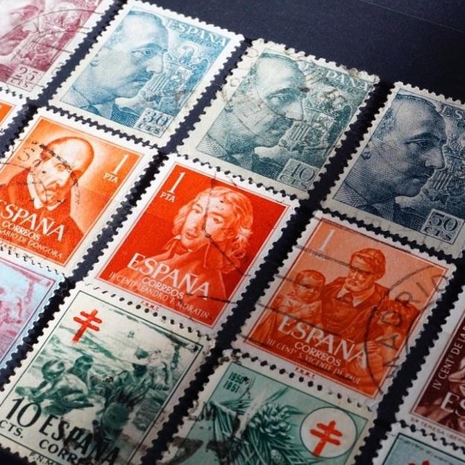 Los primeros sellos