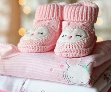 Ropa de bebé personalizada