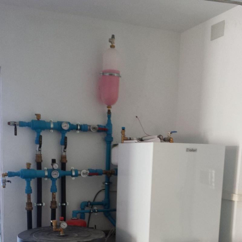 Instalaciones de Geotermia: Productos y servicios de Ecoen Solucions Energètiques