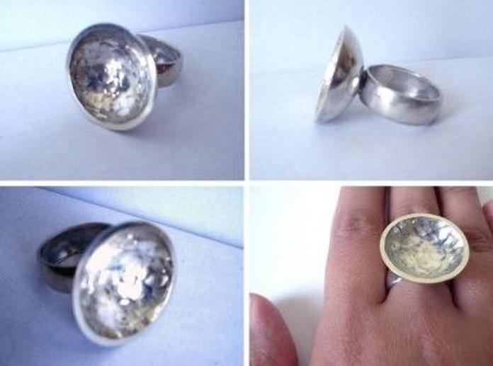 Taller de realización de un anillo