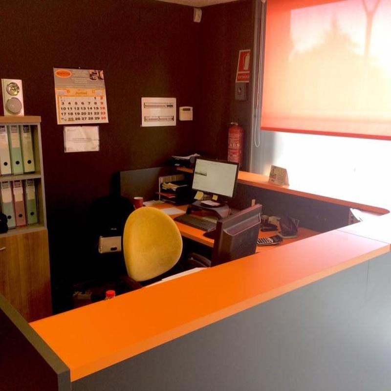 Oficinas y Locales: Servicios de Sparkling