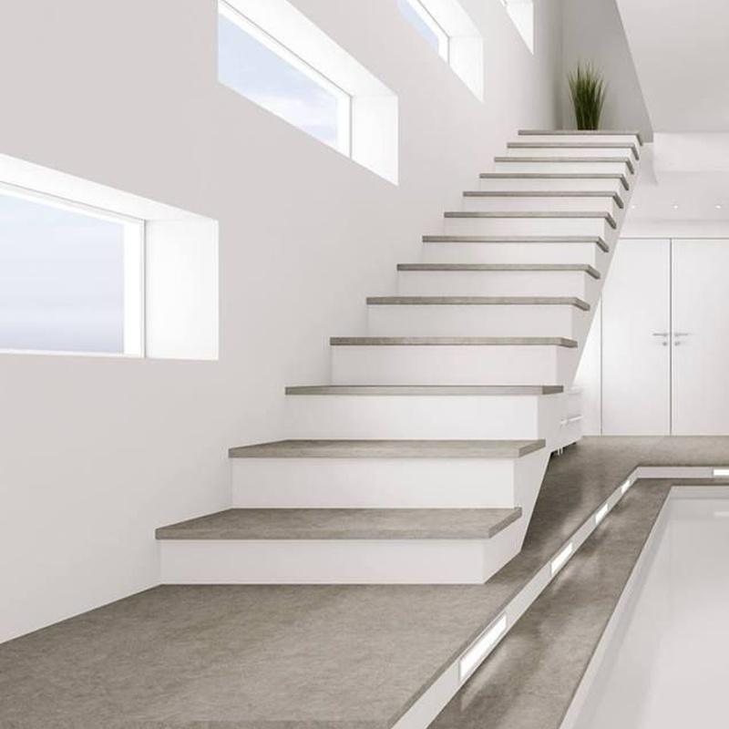 Escaleras: Servicios de Mármoles y Granitos Andarax
