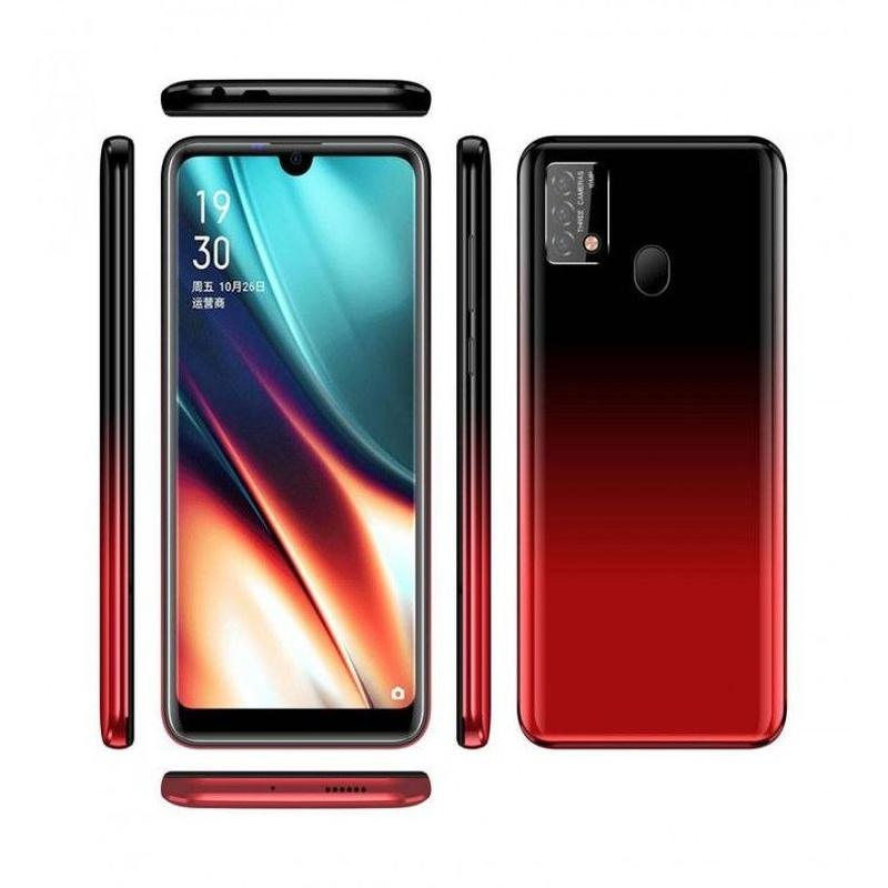 Smartphone Qubo X626 rojo y azul ! NUEVO !: Compra y Venta de Ocasiones La Moneta