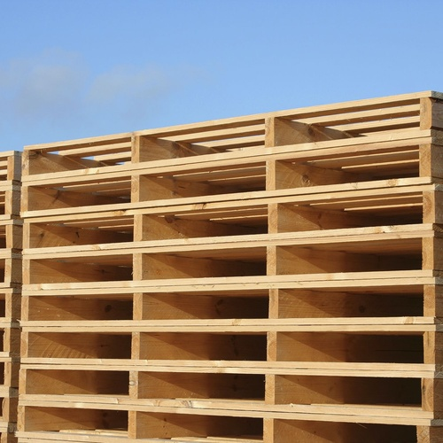 Palets de madera en Málaga