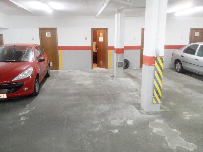Venta de garaje en Cáceres: Servicios de CH-Inmogestión
