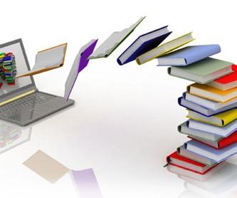 Club de lectura, calculandia, inglés, francés : Servicios  de Centro de Estudios Villamuriel