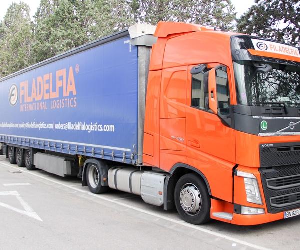 Transporte por carretera entre Rumanía y España