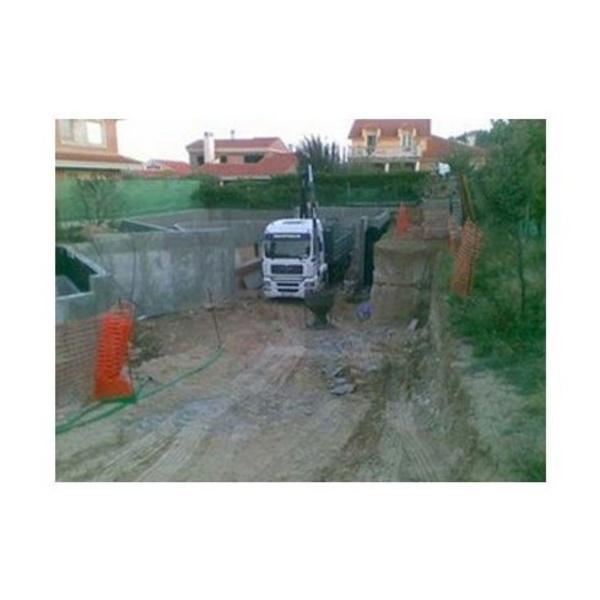 Impermeabilización de muros.