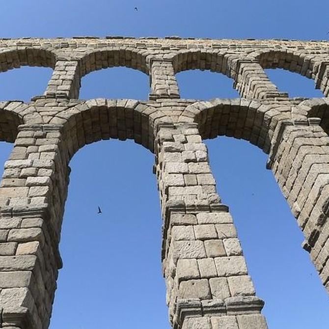 El hormigón romano: opus caementicium