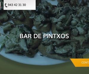 Restaurantes recomendados en Donosti | Casa Tiburcio