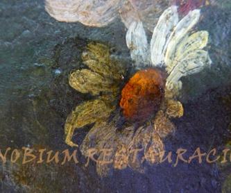 PIEZAS TRANSPORTABLES: Catálogo de Anobium Restauración