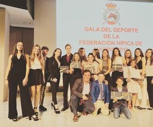Gala Federación Hípica de Madrid 2019